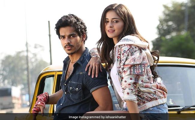 Khaali Peeli Movie Review:  Ananya Panday, Ishaan Khatter's Film Is A Soggy Affair