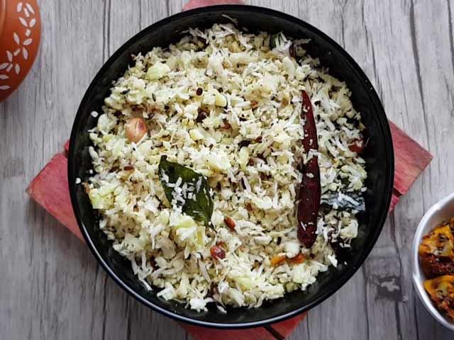 Video : How To Make Keto Coconut Rice   Easy Keto Coconut Rice Recipe Video