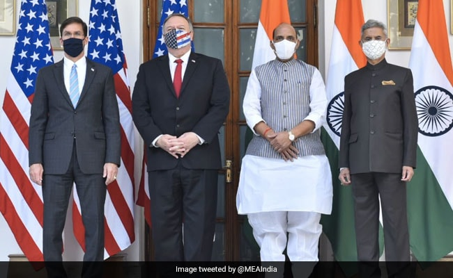 'No Space For Third Party': US Support For India Rattles China