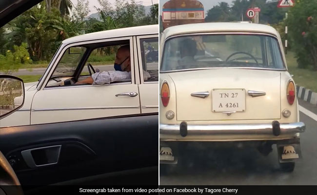 Who Is Driving This Car? Video Of 'Driverless' Fiat In Tamil Nadu Baffles Internet