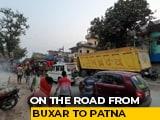 Video : Bihar Polls: Buxar Chocking On Dust, Reeling Under Traffic Chaos