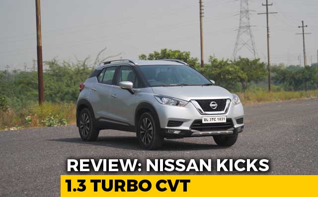 Video : Nissan Kicks 1.3 Turbo CVT Review