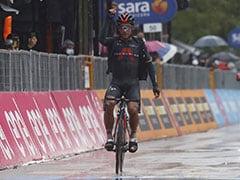 Giro D'Italia: Ecuador's Jhonatan Narvaez Wins 12th Stage, Joao Almeida Stays In Pink