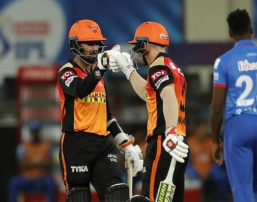 SRH Crush DC By 88 Runs In Must-Win Match To Keep Playoff Hopes Alive