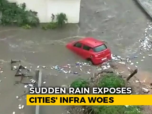 Video : Weather Exposed Inadequacies Of India's Smart Cities?