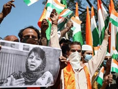"""Hurt Sentiments"": 3 Leaders Quit Mehbooba Mufti's Party Over Her Remarks"