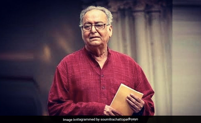Covid+ Soumitra Chatterjee Still Drowsy, Jittery, Confused, Say Doctors