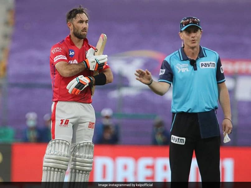 KKR v KXIP: Glenn Maxwell finds himself on the top after making this record in very first over