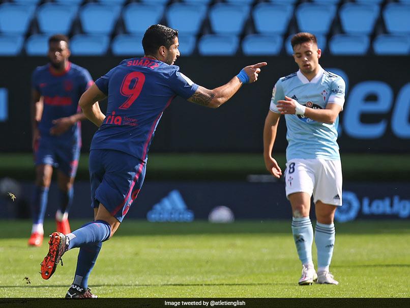 Luis Suarez Leads Atletico Madrid To Celta Vigo Win But Diego Costa Injured Ahead Of Bayern Munich Test