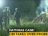 Video : CBI Takes Over Hathras Probe From UP Police