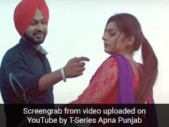 पंजाबी सिंगर रुपिंदर हांडा के 'तेरी काली एक्टिव दा' का यूट्यूब पर धमाल, देखें Video
