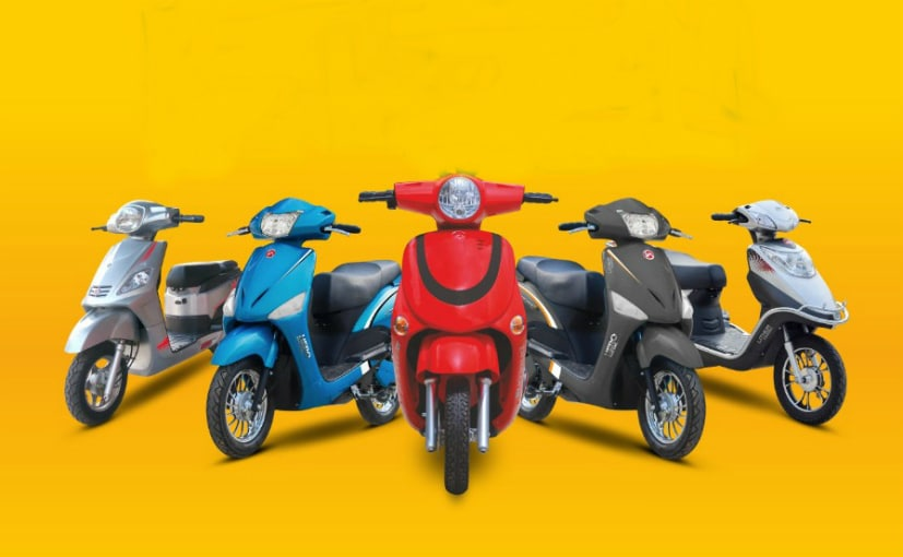 The 'City Speed' range of electric scooters will be on sale in over 500 dealerships across India