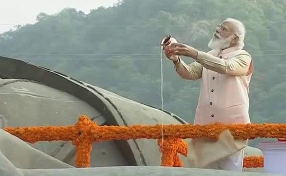 PM To Flag Off Sabarmati Seaplane Service, Pays Tribute To Sardar Patel