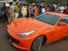 50-Year-Old Killed After Being Run Over By Speeding Ferrari In Hyderabad