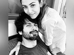 Mira Rajput And Shahid Kapoor, Stop With The PDA Already