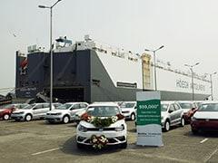 स्कोडा ऑटो फोल्क्सवैगन इंडिया ने 5 लाख कारें निर्यात करने का आंकड़ा छुआ