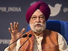 केंद्रीय मंत्री पुरी ने दिल्ली के महापौरों की भूख हड़ताल समाप्त कराई