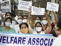 Delhi's Permanent Medics Body Issues Call For Indefinite Strike From Oct 19