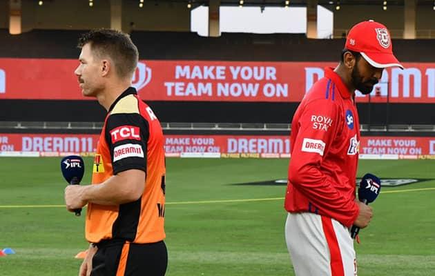 IPL 2020, Kings XI Punjab vs SunRisers Hyderabad Live Updates