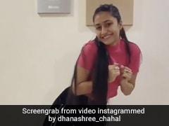 धनाश्री ने 'नागिन जैसी कमर हिला' पर किया धमाकेदार डांस, युजवेंद्र चहल की मंगेतर का Video मचा रहा है धूम