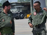 "Video : Ex-IAF Chief On Why Pak General Was ""Sweating"" At Meet On Abhinandan"