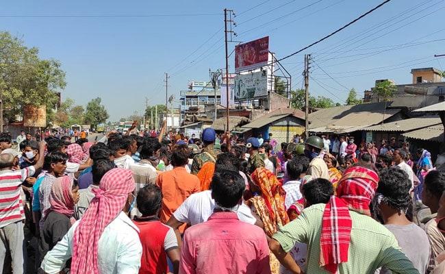 भाजपा विरुद्ध तृणमूल बंगाल पोलिसांच्या ताब्यात अल्पवयीन मृत्यू