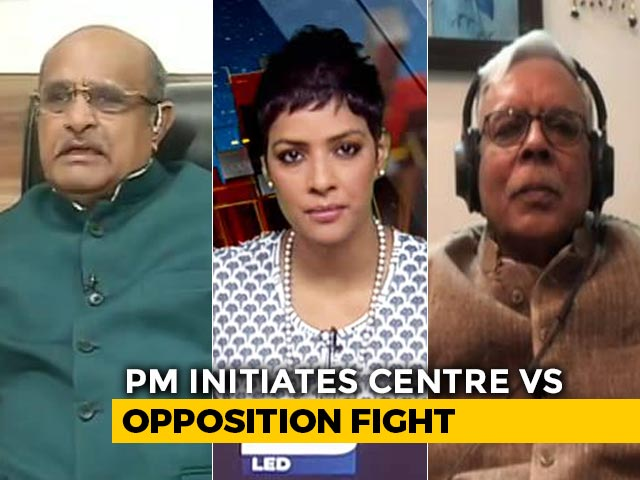 Video : PM Attacks Opposition After Pak Minister's Remarks On Pulwama