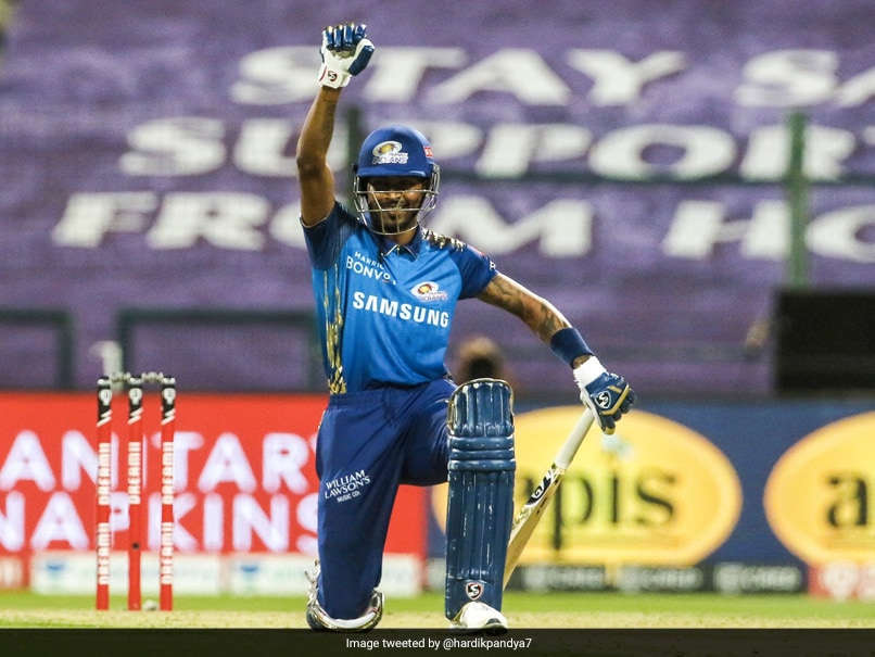 IPL 2020, RR vs MI: Hardik Pandya Takes A Knee In Solidarity With 'Black Lives Matter' Movement
