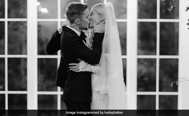 Here's How Justin And Hailey Bieber Wished Each Other On Their Anniversary