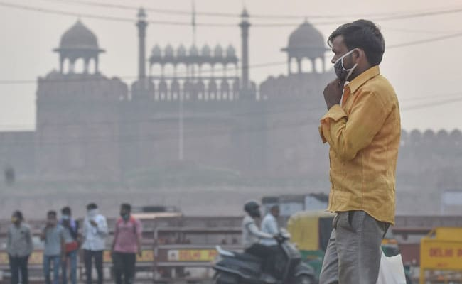 13% Of Delhi's Covid Case Spike Linked To Air Pollution: Medical Body