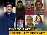 Video : Rigged Ratings: Should There Be National Credibility Ratings For News TV?