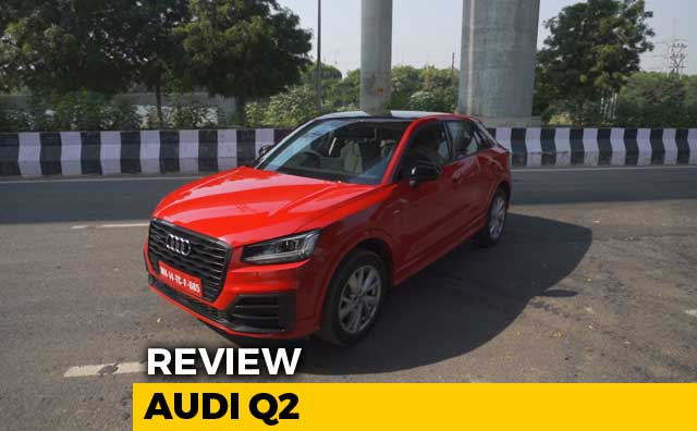 Video : Audi Q2 SUV First Drive Review
