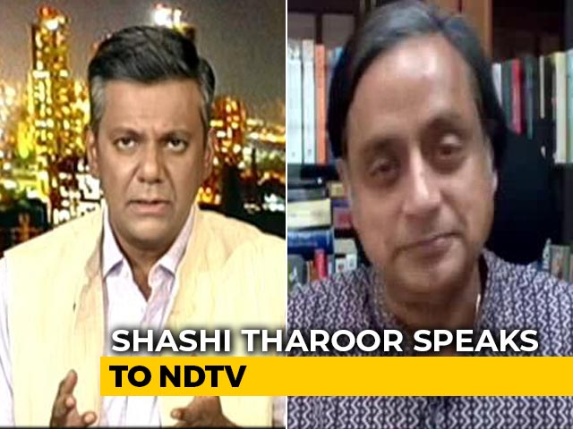 Video : The Battle Of Belonging: Shashi Tharoor's New Book
