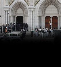 Woman Beheaded As 3 Killed At France Church, Mayor Says Terror Attack