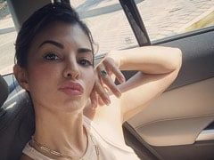 Jacqueline Fernandez Goes Back To School, Literally, And She's So Excited