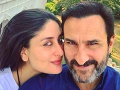 Kareena Kapoor And Saif Ali Khan Redefine Love In Pic Shared By Soha