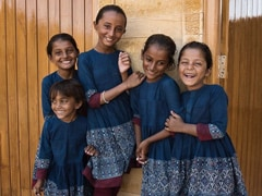 Sabysachi Mukherjee's Designs Move To Classroom. Ajrakh School Uniforms - See Pic