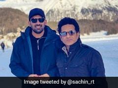 """Yahaan Pe Bhi Reverse Swing"": Sachin Tendulkar On Zaheer Khan's Birthday Mystery"