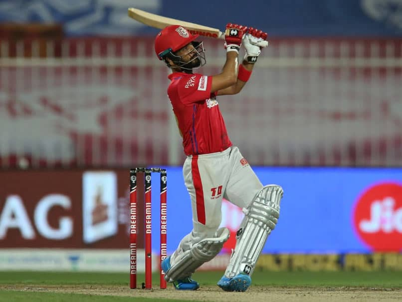 IPL 2020, KKR vs KXIP: Mandeep Singh Remembers Late Father After Match-Winning Knock Against KKR