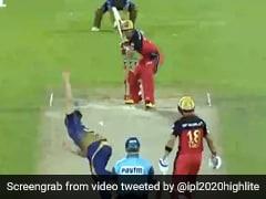 IPL 2020: AB de Villiers के तूफान में उड़ा KKR, 33 गेंद पर ठोक डाले 73 रन - देखें पूरी पारी का Video
