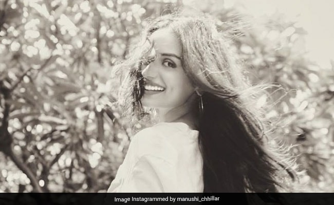 Manushi Chhillar's Latest Instagram Post Sums Up Her Love For Vintage Pics