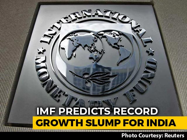 Video : IMF Says India To Face Worst Contraction On Record, Revises Forecast