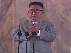 North Korea's Kim Jong Un Says No Coronavirus Cases In His Country