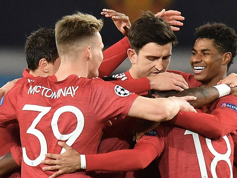 Champions League: Marcus Rashford Scores Hat-Trick As Manchester United Smash RB Leipzig 5-0