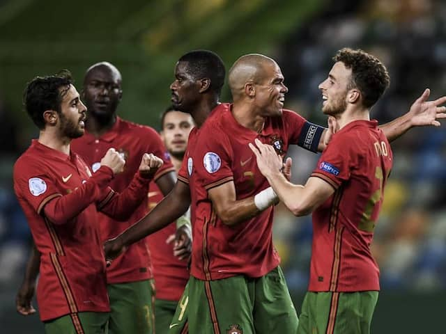 UEFA Nations League: Cristiano Ronaldo-Less Portugal Down Sweden