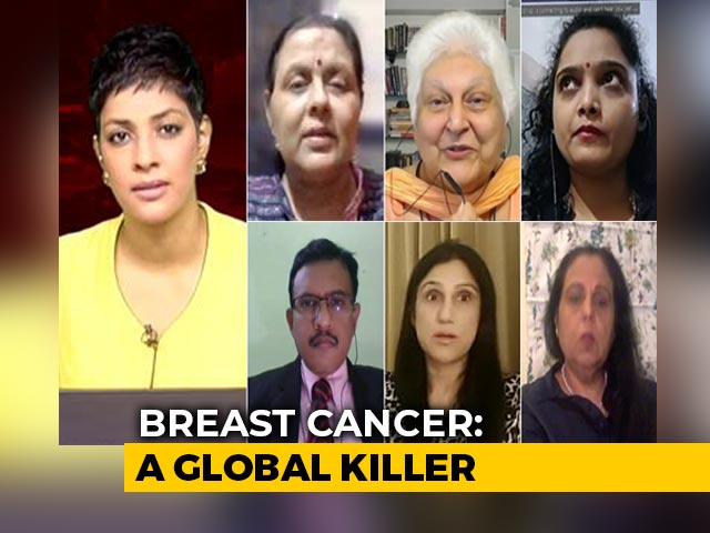 Video : Battling Breast Cancer Amid Covid-19 Pandemic