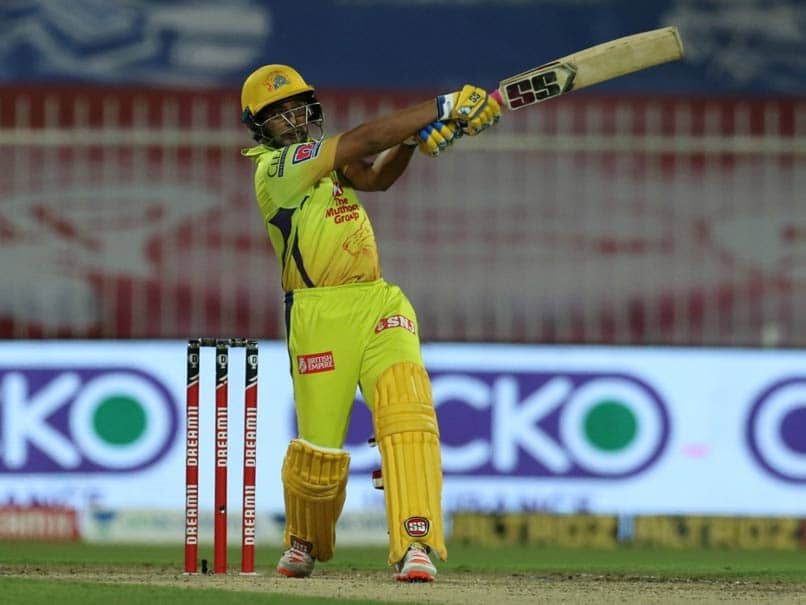 DC vs CSK IPL 2020 Match Live Updates: Deepak Chahar took two wickets to Chennai Super Kings in Sharjah