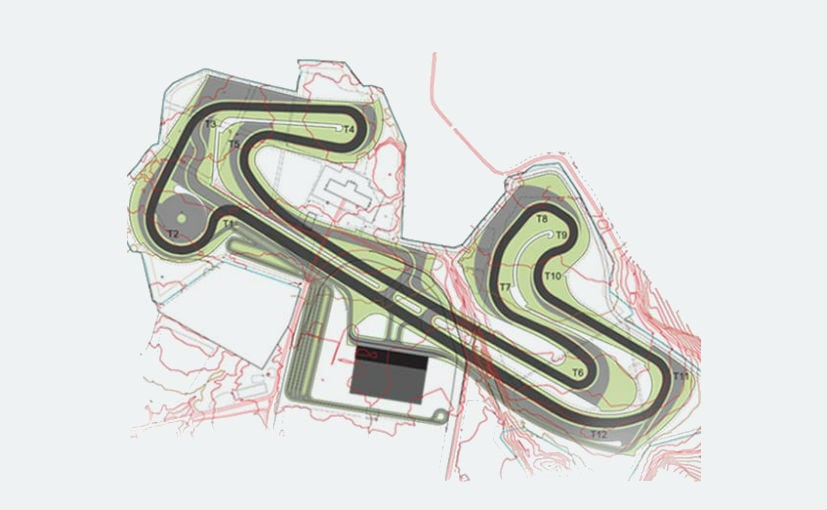 The Nanoli Speedway race track will be built on the Mumbai-Pune Expresway, near Pune