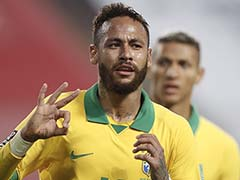 World Cup Qualifiers: Neymar Hat-Trick Fires Brazil Past Peru
