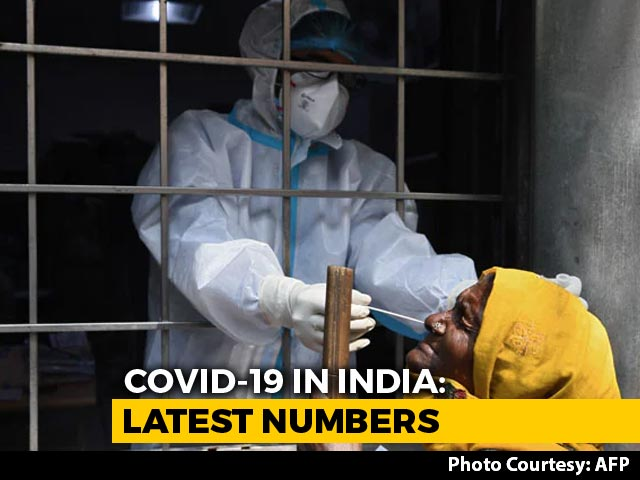 Video : India Covid Tally At 76.5 Lakh With 54,044 Cases, 717 Deaths In A Day